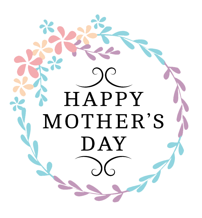 Download Free png Download Mothers Day Decorative Pattern.