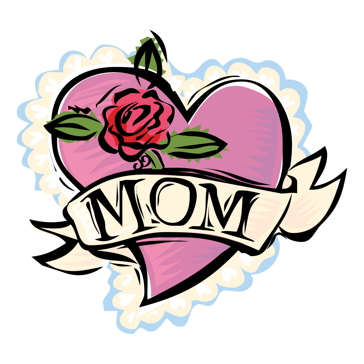 Religious Mother S Day Clip Art.