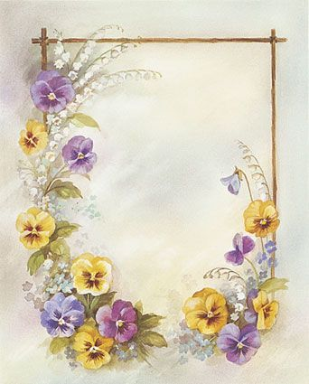 17 Best images about PANSIES on Pinterest.
