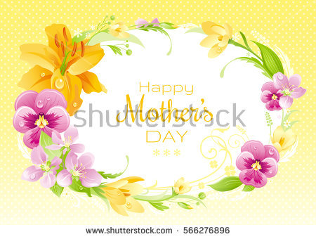 Pansy Border Stock Images, Royalty.
