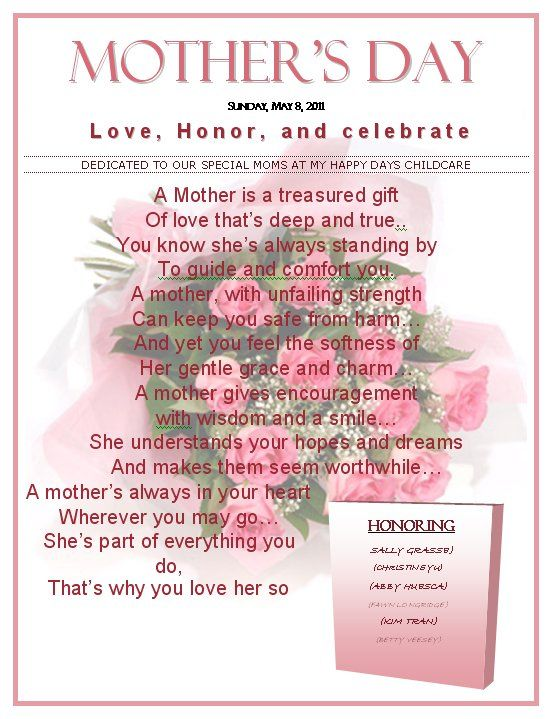 25 best images about Mothers Day on Pinterest.