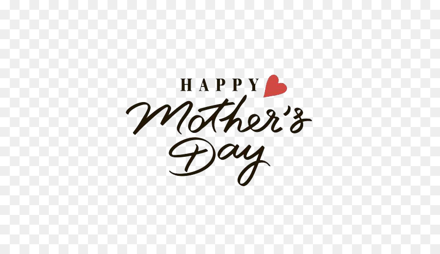 Mothers Day Wish Greeting card Clip art.