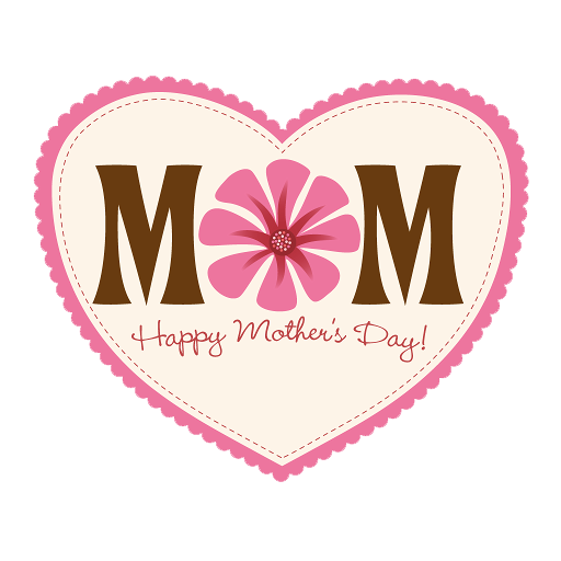 Mother's Day PNG Transparent Images.