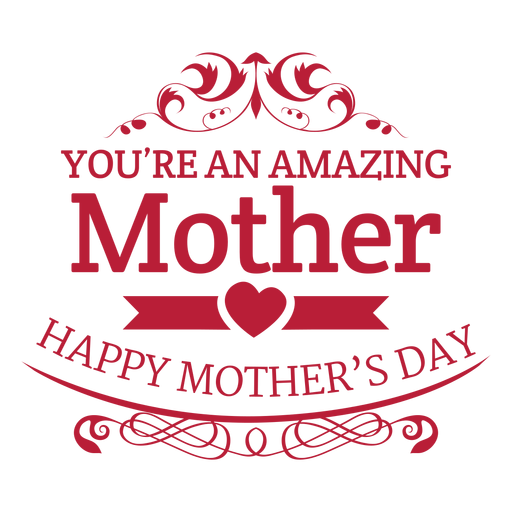 Mother's Day PNG Images Transparent Free Download.