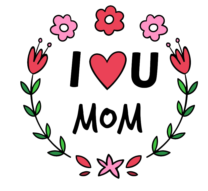Happy Mothers Day Png Page.