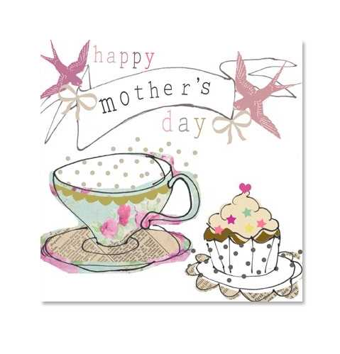 Greeting Card design inspiration for Mothers Day.