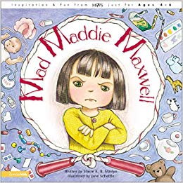 Buy Mad Maddie Maxwell (Mothers of Preschoolers (Mops)) Book.