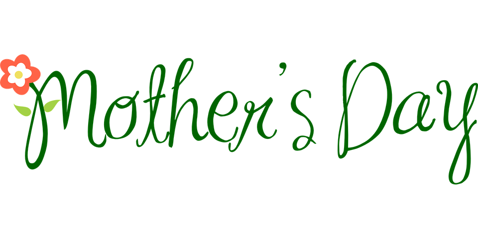 Mothers Day 2017 Clip Art.