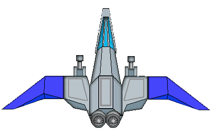 Free to Use & Public Domain Spaceship Clip Art.