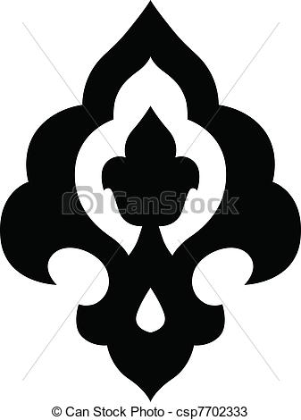 Ottoman motif Clip Art Vector Graphics. 14,508 Ottoman motif EPS.