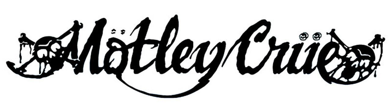 Motley Crue Logo.