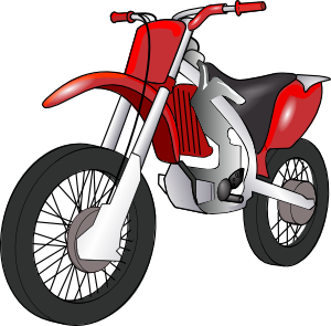 Motobike Clip Art at Clker.com.