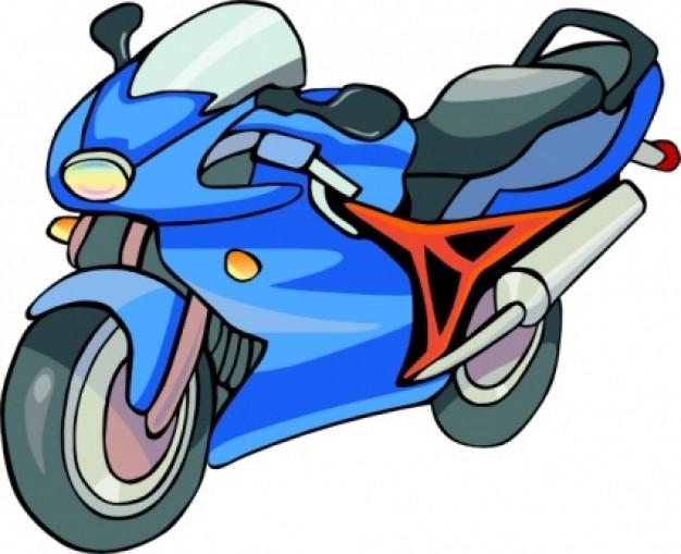 Moto clipart free.
