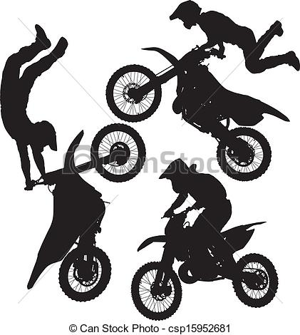 Motocross Illustrations and Clipart. 4,364 Motocross royalty free.