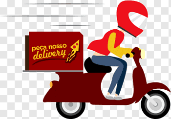 Delivery cutout PNG & clipart images.