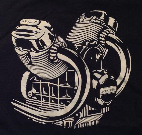 Moto Guzzi annimation.