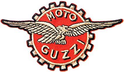 Amazon.com: Moto Guzzi Biker Motorcycles Shields Badge Patch.