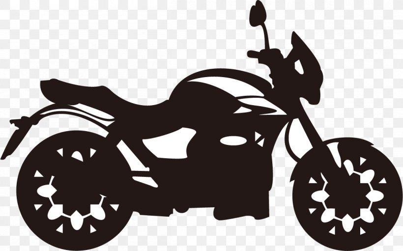 Motorcycle Moto Guzzi Breva V.