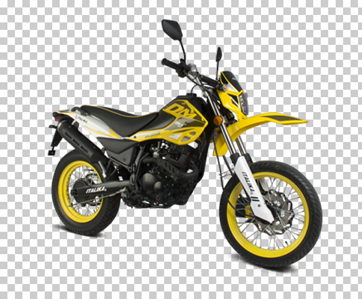 Moto italika todoterreno vehículo de motor, tuning PNG.