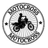 Motocross Clip Art.
