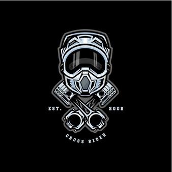 Motocross Logo Vectors, Photos and PSD files.