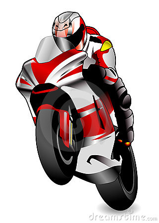 Motogp Stock Illustrations.