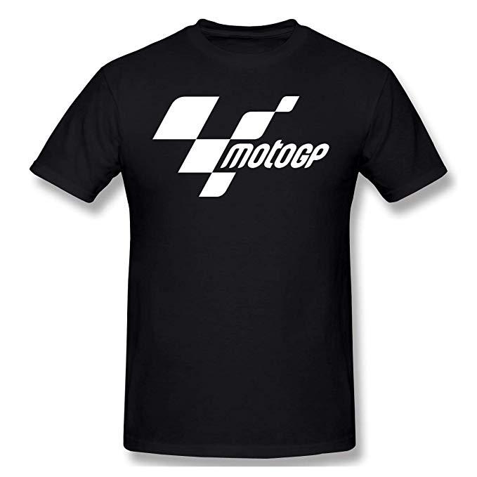 Amazon.com: HIPGCC Mens Fashion MotoGP Logo Shirt: Clothing.