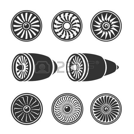 9,074 Turbine Engine Stock Vector Illustration And Royalty Free.