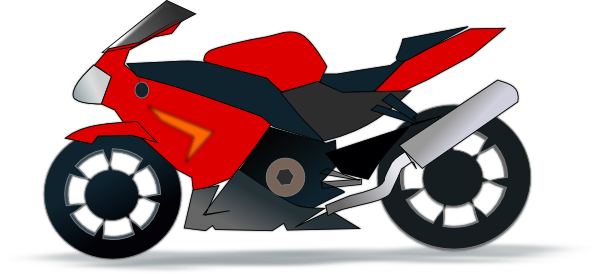 Motor Bike Clip Art at Clker.com.