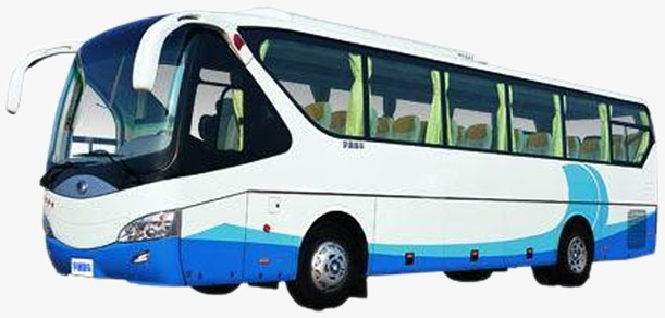 Bus clipart motor coach, Bus motor coach Transparent FREE.