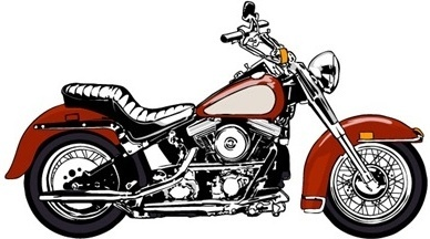 Motorcycle clipart free free vector download (3,340 Free vector.