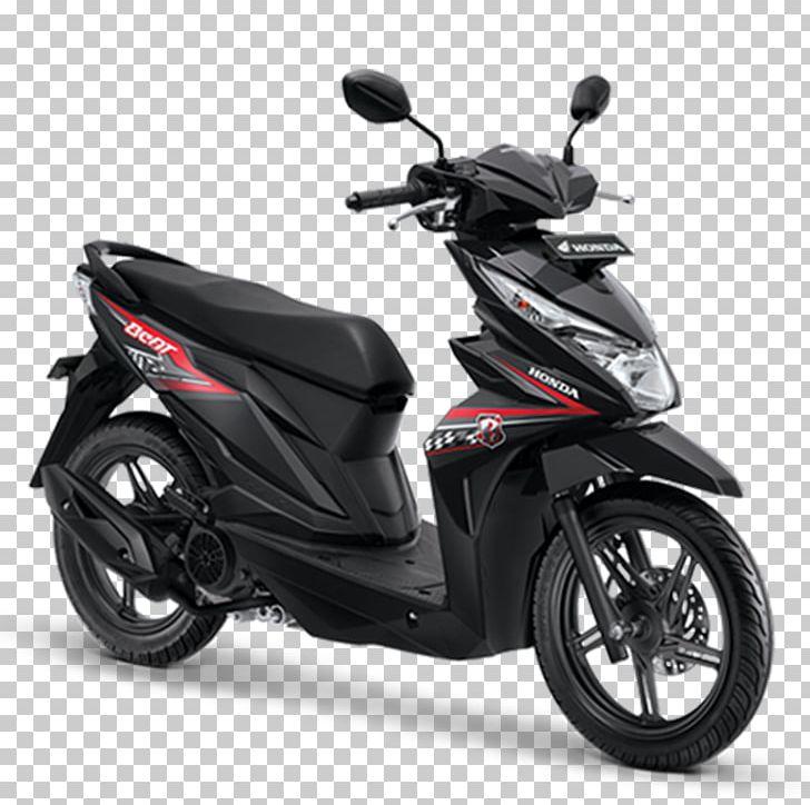 Honda Beat Motorcycle PT Astra Honda Motor 0 PNG, Clipart.