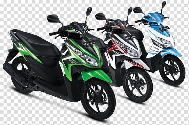 Honda Vario Fuel injection Car Motorcycle, motor transparent.
