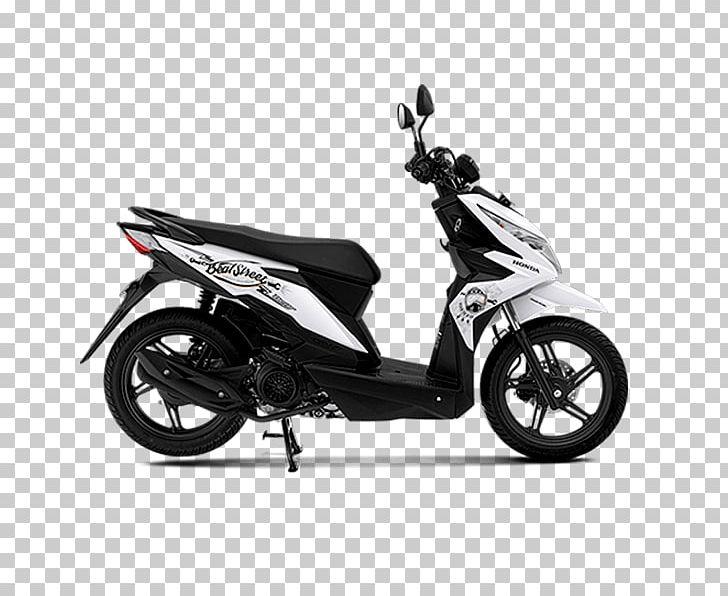 Honda BeAT Street ESP Motorcycle PT Astra Honda Motor PNG.