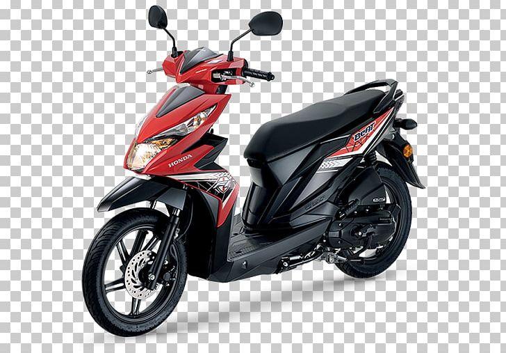 Scooter Honda Motor Company Motorcycle Yamaha Mio Honda Beat.