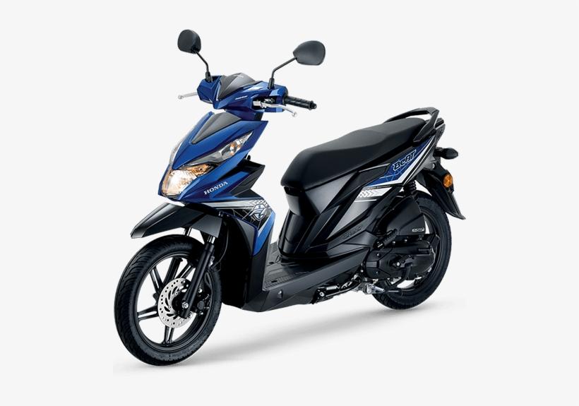 Sepeda Motor Honda Png.