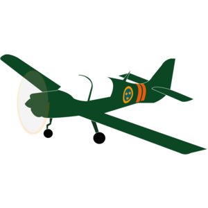 Motor Plane PNG Clipart.