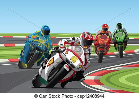 Motorcycle racing Illustrations and Clipart. 9,451 Motorcycle.
