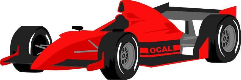 Motor racing clipart.