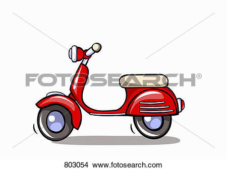 Motor scooter Clip Art and Illustration. 3,672 motor scooter.