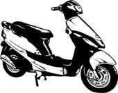 Clipart of Outboard Motor u13927991.