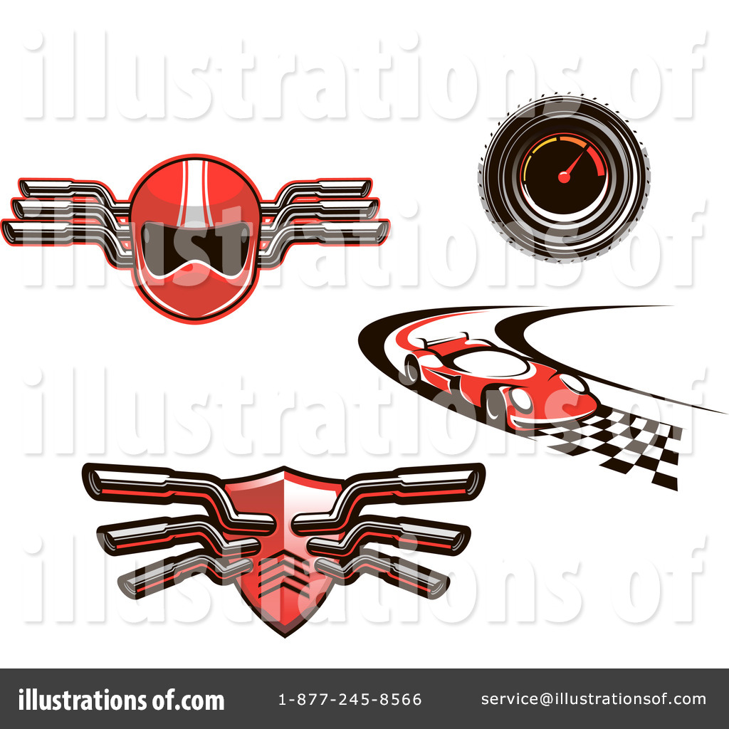 Motor Sports Clipart #1201617.