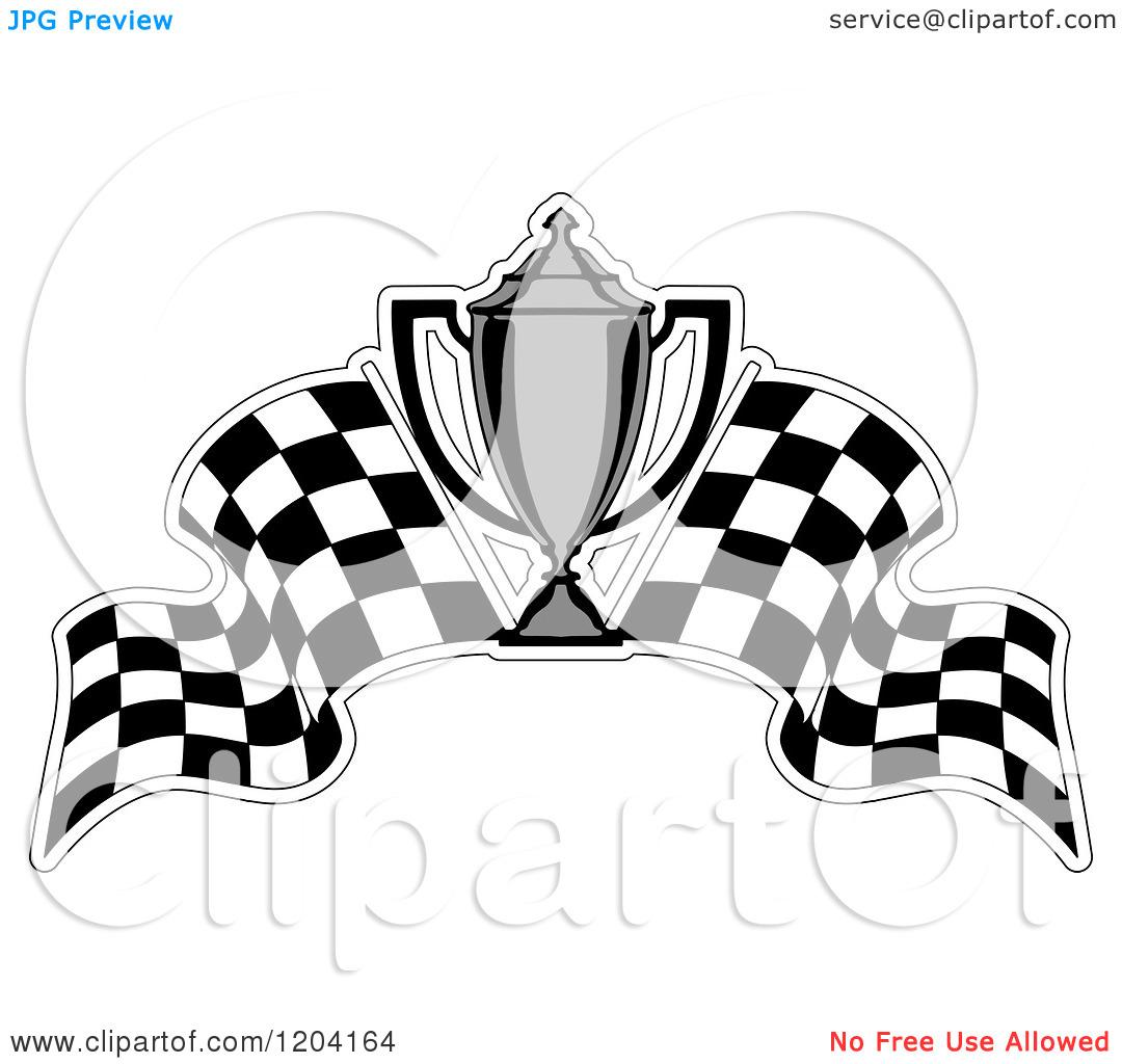 Motorsports clipart.
