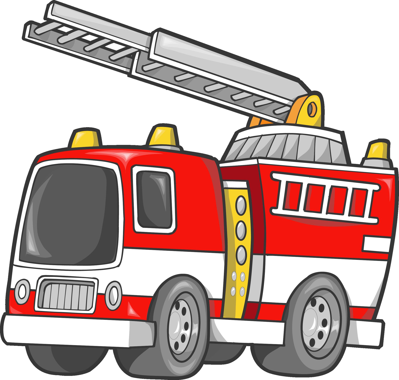 Car Fire engine Firefighter Truck Clip art.