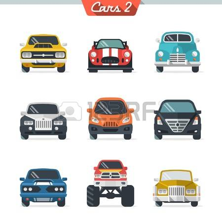 43,670 Cartoon Car Stock Vector Illustration And Royalty Free.
