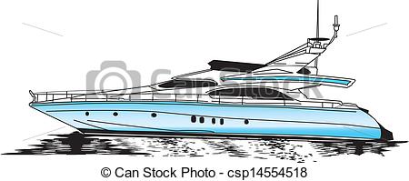 Motor yacht Illustrations and Clipart. 2,092 Motor yacht royalty.