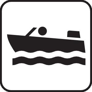 Motorboating Motor Boating White Clip Art at Clker.com.