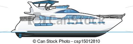 Motor yacht Illustrations and Clipart. 2,006 Motor yacht royalty.