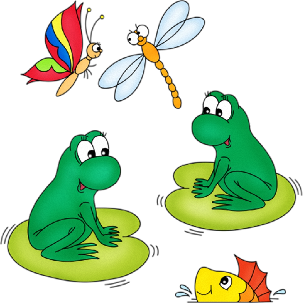 Funny Frog Cartoon Animal Clip Art Images.All Funny Frog Animal.