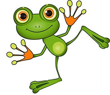 Car Sticker Dancing Frog Funny Cool Sticker: Amazon.co.uk: Car.